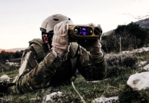 laser rangefinder for bow hunting